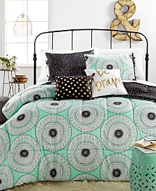 Estelle Medallion 5-Pc. Comforter Sets