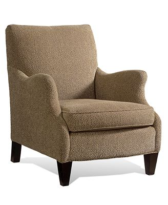 aunt jane living room chair - furniture - macy's