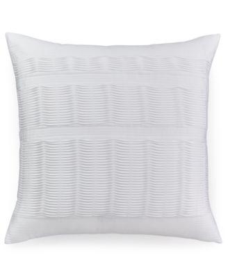 """CLOSEOUT! Colonnade Blue 20"""" Square Decorative Pillow"""