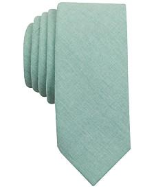 Original Penguin Men's Village Solid Slim Tie