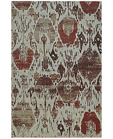 "Dalyn Mosaic Ikat Canyon 3'3"" x 5'1"" Area Rug"