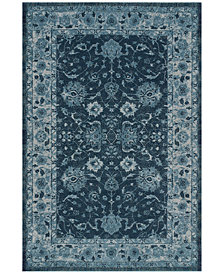 Dalyn Mosaic Estate Teal Area Rugs