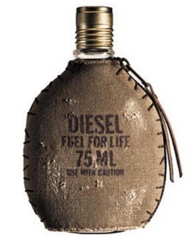 Diesel Men's Fuel For Life Eau de Toilette, 2.5 oz.