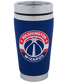 Hunter Manufacturing Washington Wizards 16 oz. Stainless Steel Travel Tumbler