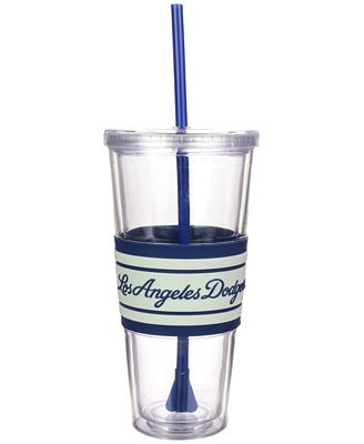 Boelter Brands Los Angeles Dodgers 22 oz. Hyped Straw Tumbler
