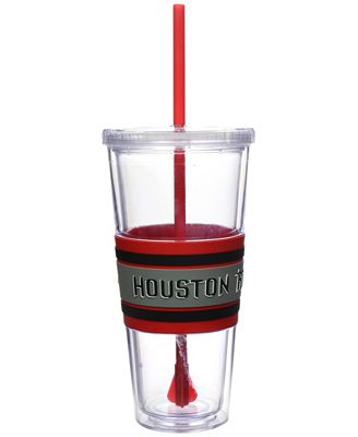 Boelter Brands Houston Rockets 22 oz. Hyped Straw Tumbler