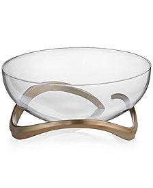 Nambé Eco Serveware Collection Centerpiece Bowl