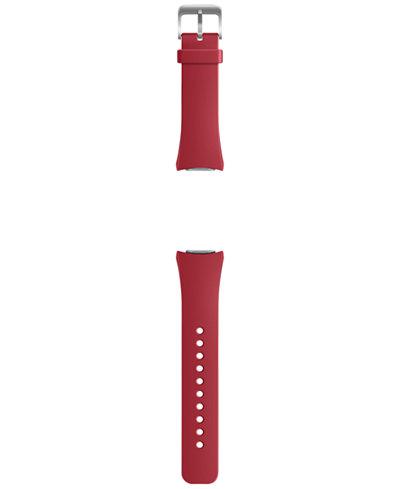 Samsung Unisex Gear S2 Rubber Smart Watch Straps