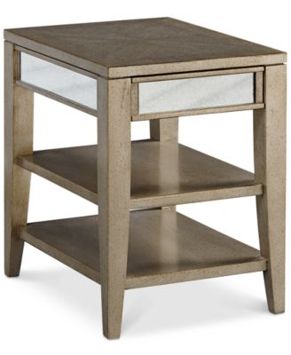 Exceptional Ailey End Table, Created For Macyu0027s