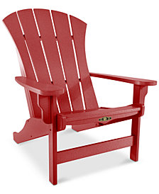 Sunrise Adirondack Chair, Quick Ship