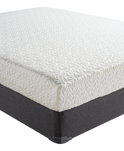 Sleep Trends Mina Full 8 Classic Memory Foam Firm Tight Top Mattress Direct Ships For