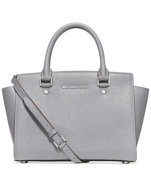 Michael Kors Selma Medium Satchel 95 Reviews Main Image