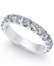 Diamond Band Ring (1-1/2 ct. t.w.) 14k White Gold