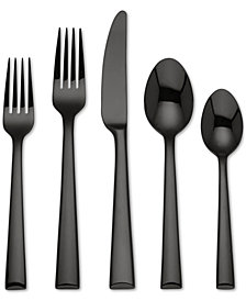 Lenox Colebrook Black 5-Pc. Place Setting