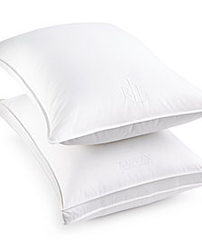 Lauren Ralph Lauren White Down Pillow, Certified Asthma and Allergy Friendly™