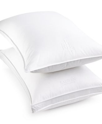 lauren ralph lauren pillows down and down alternative bed pillows macyu0027s
