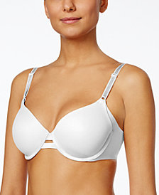 Warner's No Side Effects Bra 1356