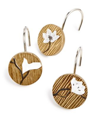 Magnolia Collection Shower Hooks