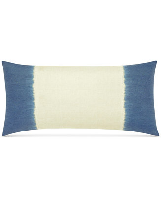 Tommy Bahama Home Blue Palm 11 Quot X 22 Quot Decorative Pillow