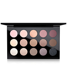 MAC Eyes On MAC Eye Shadow Palette, Cool Neutral x 15