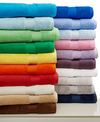 Lauren Ralph Lauren Wescott Bath Towel Collection, 100% Cotton