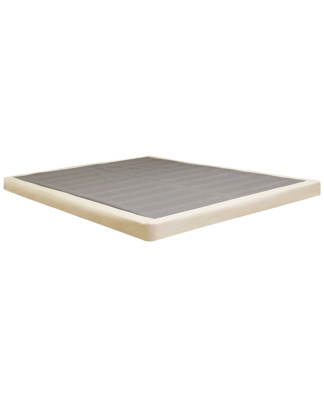 sleep trends 4 inch low profile mattress instant foundation quick ship only at