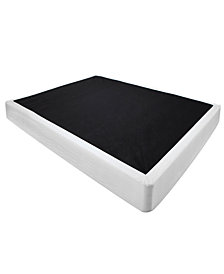 Sleep Trends 8-inch Profile Mattress Instant Foundation, Assembly Required, Quick Ship, Created for Macy's- Twin