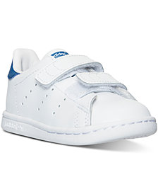 adidas Toddler Boys' Stan Smith Casual Sneakers from Finish Line