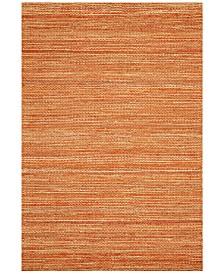 D Style Natural Jute Mandarin 8' x 10' Area Rug