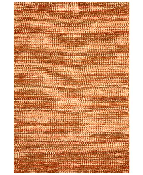 D Style CLOSEOUT! Natural Jute Mandarin Area Rugs