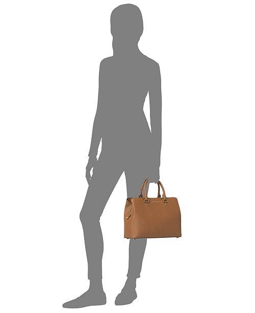 02c107c626d7 Michael Kors Savannah Large Satchel   Reviews - Handbags ...