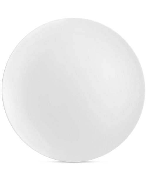 Nambe CLOSEOUT! Skye Dinnerware Collection by Robin Levien Coupe Salad Plate