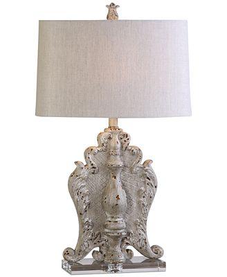 Uttermost triversa table lamp
