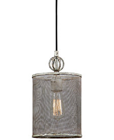Uttermost Pontoise 1 Light Mini Pendant