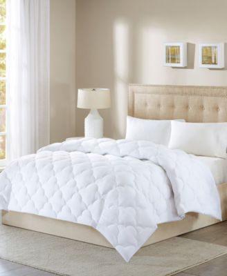 WonderWool Down Alternative Twin Comforter, Moisture Wicking, Odor Resistant