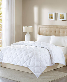 Sleep Philosophy WonderWool Down Alternative Comforters, Moisture Wicking, Odor Resistant