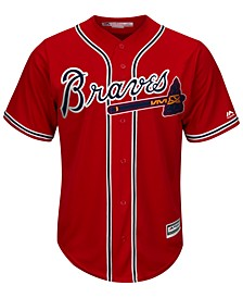 Men's Atlanta Braves Replica Cool Base Jersey
