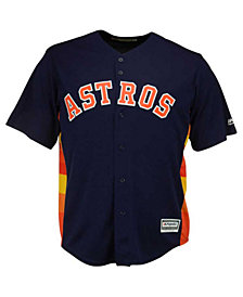 Majestic Men's Houston Astros Replica Cool Base Jersey