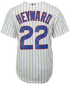 Majestic Men's Jason Heyward Chicago Cubs Replica Jersey