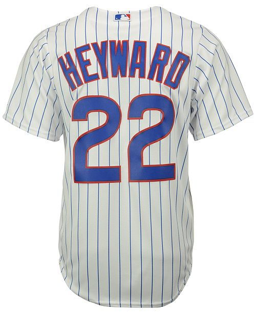 pretty nice 2e7b1 16d23 Men's Jason Heyward Chicago Cubs Replica Jersey