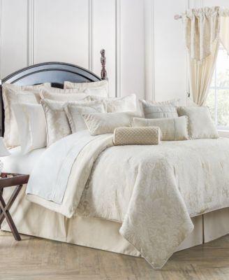 Reversible Paloma Queen 4-Pc. Comforter Set