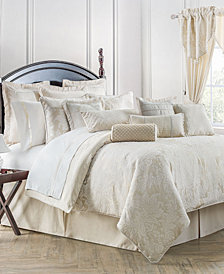 Waterford Reversible Paloma Queen 4-Pc. Comforter Set