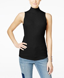 I.N.C. Mock-Neck Sweater, Created for Macy's