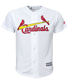 Majestic Michael Wacha St. Louis Cardinals Replica Jersey, Big Boys (8-20)
