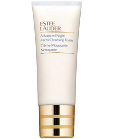Estée Lauder Advanced Night Micro Cleansing Foam, 3.4 oz.