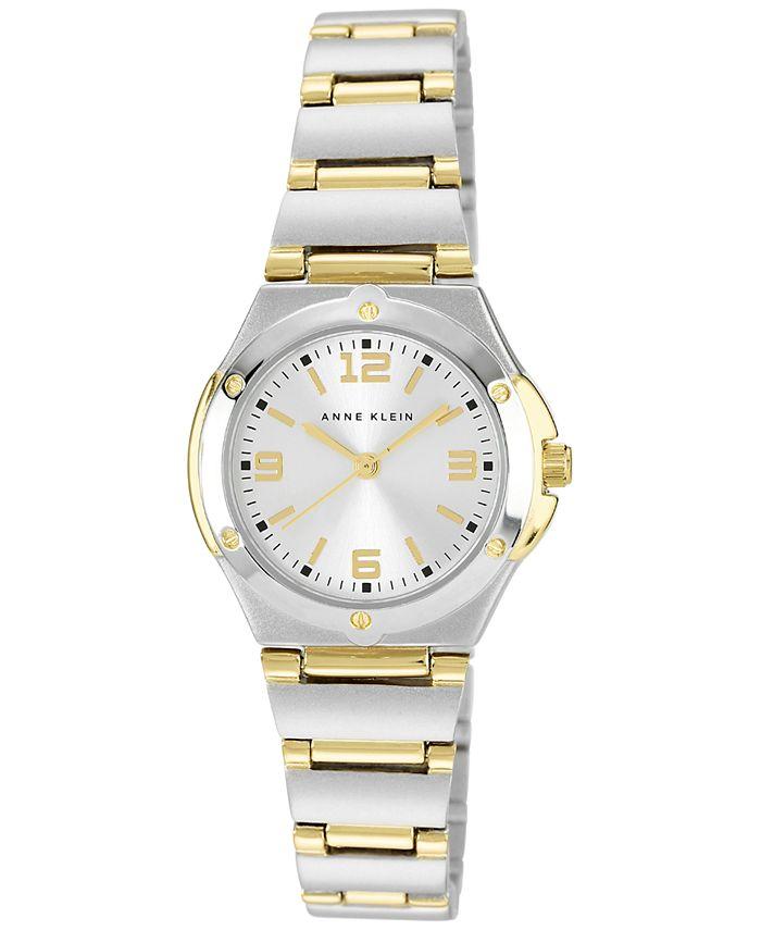 Anne Klein - Watch, Women's Two Tone Bracelet 10-8655SVTT