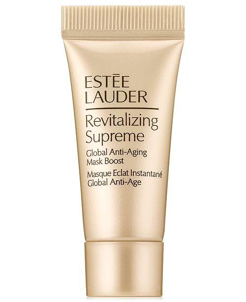 Revitalizing Supreme Global Anti-Aging Mask Boost by Estée Lauder #10