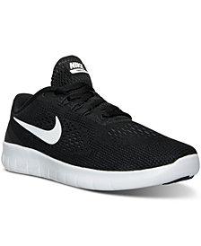 Nike Big Boys'   Free Run Running Sneakers from Finish Line