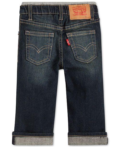 c30ba9e5d Levi's Baby Boys Pull-On Jeans & Reviews - Jeans - Kids - Macy's
