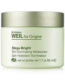 Origins Dr. Andrew Weil for Origins Mega-Bright Skin Illuminating Moisturizer, 1.7 oz.